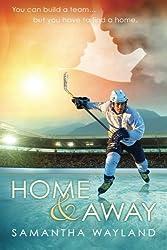 Home and Away by Samantha Wayland (2015-06-08)