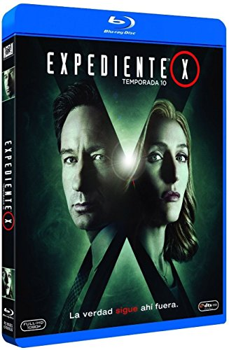 expediente-x-temporada-10-blu-ray