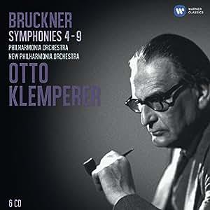 Bruckner : Symphonies n° 4 à 9