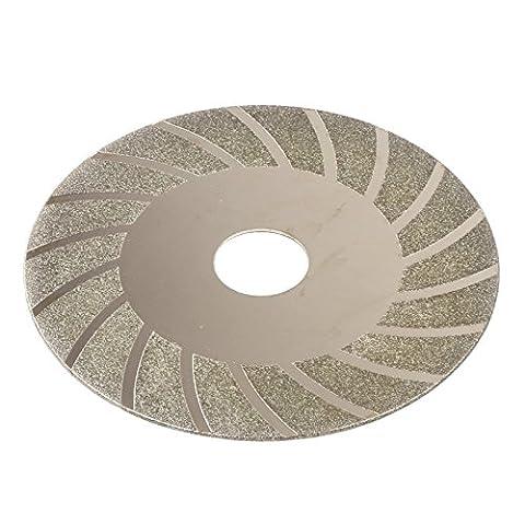 lyws 100mm galvanisch Diamant Sägeblatt Trennscheibe Cut Off Rad Schleifen Werkzeug (Metall Cut Saw)