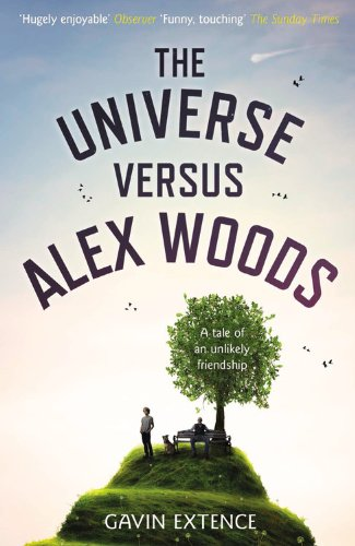 Buchseite und Rezensionen zu 'The Universe Versus Alex Woods' von Gavin Extence