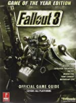 Fallout 3 Game of the Year Edition - Prima Official Game Guide de David Hodgson