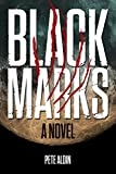 Black Marks by Pete Aldin front cover