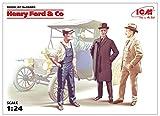 ICM 24003 - 1/24 Figuren Henry Ford Co