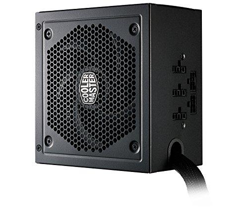 Cooler Master MasterWatt 650 W 80+ Bronze Certified Semi-modular ATX Power Supply