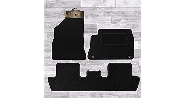 FSW 5008 2010-On Fully Tailored Classic Carpet Car Floor Mats Black