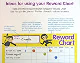 Kids Goods Best Deals - 4 x Childrens Reward Charts and 250 Stickers for Rewarding Kids Good Behaviour