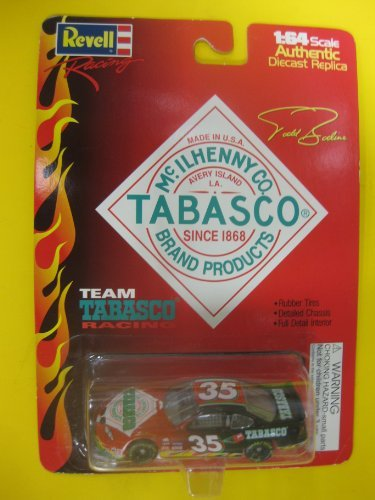 1998-revell-racing-atlas-mcilhenney-red-team-tabasco-racing-todd-bodine-35-pontiac-grand-prix-nascar