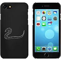 Noir 'Serpent' étui / housse pour iPhone 7 (MC00070903)