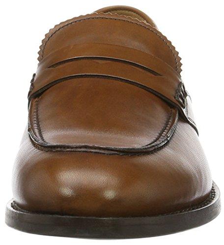 Geox Herren U Hampstead A Slipper Braun (Cognacc6001)