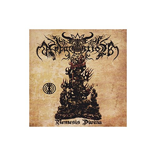 Apparition - Nemesis Divina CD