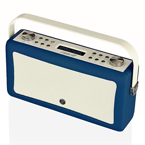 VQ HEPMKII-NB DAB+ Digital- und FM-Radio mit Bluetooth/Weckfunktion Marine Digitale Antenne Marine