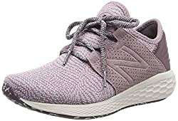 New Balance Damen Fresh Foam Cruz v2 Silent Rave Pack Sneaker, Pink (Light Cashmere/Cashmere/Light Reef Dp2), 41 EU