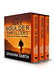 The Jake Boulder Series: books 1 - 3