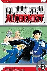 Fullmetal Alchemist, Vol. 3 by Hiromu Arakawa (2005-09-06)