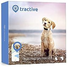 Tractive  - Rastreador GPS de mascotas, color blanco