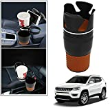 #10: Goodway Adjustable 5 in 1 Auto Multi Cup,Sunglass, Coin, Smart Phone, Card holder for Honda City i VTEC CVT VX
