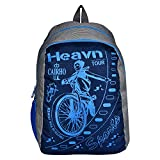#8: Cairho Polyester 15Litres Multicolor School Bag