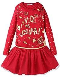 Desigual Vest_petronia, Vestido para Niños