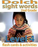 Dolch Sight Words Flash Cards & Activities: Level 4 (Sight Words: Reading Comprehension)