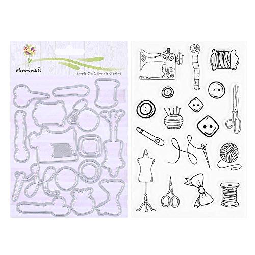 globeagle N?hen Schnitt Button Pin Coil Scrapbook Stempel DIY Schneiden sterben Schablone Craft