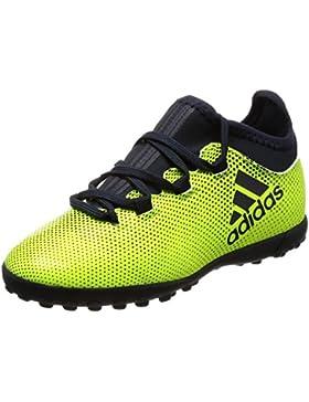 Adidas X Tango 17.3 TF J, Zapatillas de Fútbol Sala Unisex Niños
