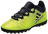 adidas X Tango 17.3 TF J, Zapatillas de fútbol Sala Unisex niños, Amarillo Tinley/Amasol, 36 2/3 EU