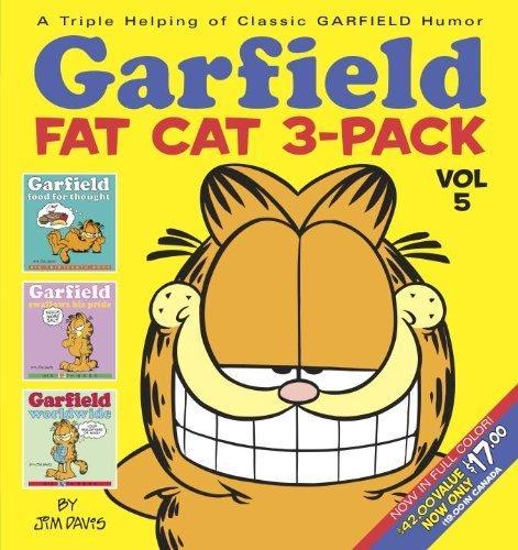 Garfield Fat Cat 3-Pack #5 by Davis, Jim (2010) Paperback
