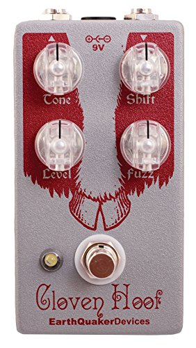EarthQuaker Devices Cloven Hoof · Pedal guitarra eléctrica