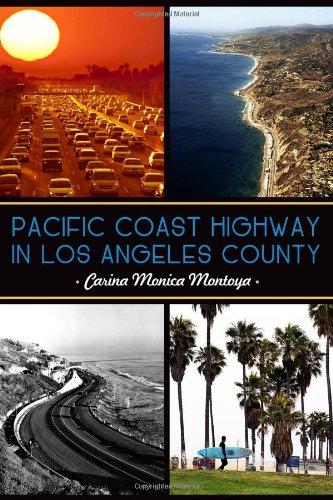 Pacific Coast Highway in Los Angeles County (Landmarks) - Malibu Bay