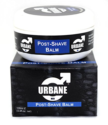 Urbane Men Alcohol Free Post-Shave Balm Balsam 100ml