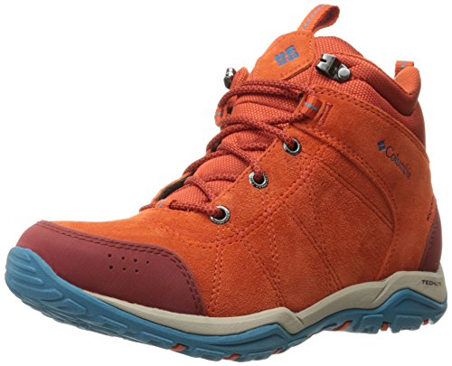 Columbia Fire Venture Mid, Chaussures Multisport Outdoor Femme