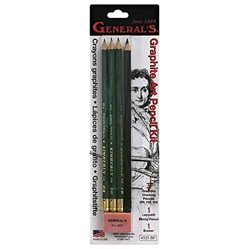General Drawing Pencil Kit by General Pencil