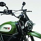 Saute viento aluminio DPM Race–Ducati Scrambler 800
