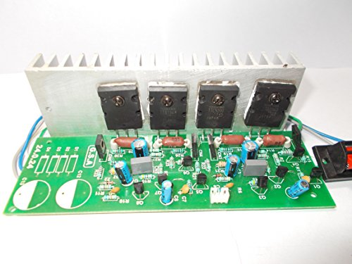Mosfet Based Amplifier Board, 1000 Watt Amplifier Board, Power