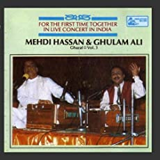 Ghazal - For The First Time Together - Vol - 3