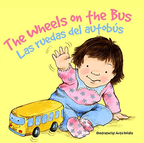 Las ruedas del autobus / The Wheels on the Bus (Nursery Rhymes)