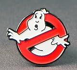 Metal Enamel Pin Badge Ghostbusters (Ghost Buster insignia)