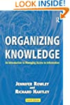 Organizing Knowledge: An Introduction...