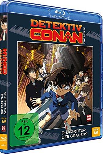 Detektiv Conan: Die Partitur des Grauens - 12.Film - [Blu-ray]