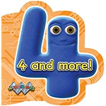 4 and More! (Numberjacks)