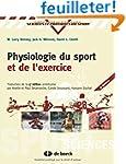 Physiologie du sport et de l'exercice...