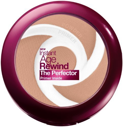 Maybelline New York Instant Age Rewind The Perfector Powder, Medium/Deep, 0.3 Ounce (Pack of 2) by Maybelline
