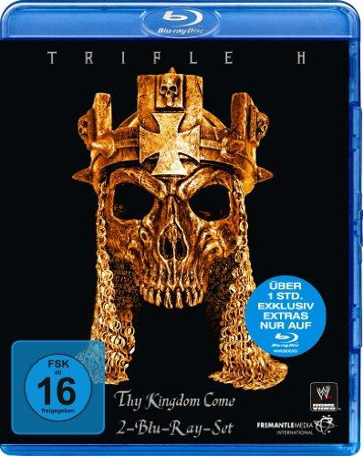 Triple H - Thy Kingdom Come [Blu-ray] - Dvd-2012 Wwe