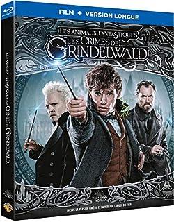 Les Animaux fantastiques : Les Crimes de Grindelwald [Blu-ray + Version longue] [Blu-ray + Version longue] (B07KBQMXLN) | Amazon Products