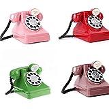 QYL Piggy Bank Telefon Geformte Home-Dekor Geld-Box Münzeinlage Für Die Rettung Von Kindern Geschenk
