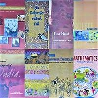 SCIENCE, MATH, SOCIAL SCIENCE, ENGLISH - B, & HINDI -B FOR CLASS - 10 SET