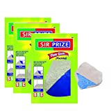 Pack of 3 Sir Prize Large Floor Cleaning...