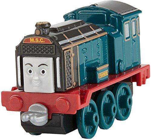 Mattel Fisher-Price DXT29 - Thomas Adventures  Kleine Lokomotive Frankie, Vorschul- Spielwelten