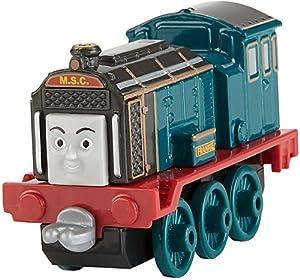 MATTEL Fisher Price dxt29–Thomas Adventures Kleine Locomotora Frankie, Preescolar de parte Mundos